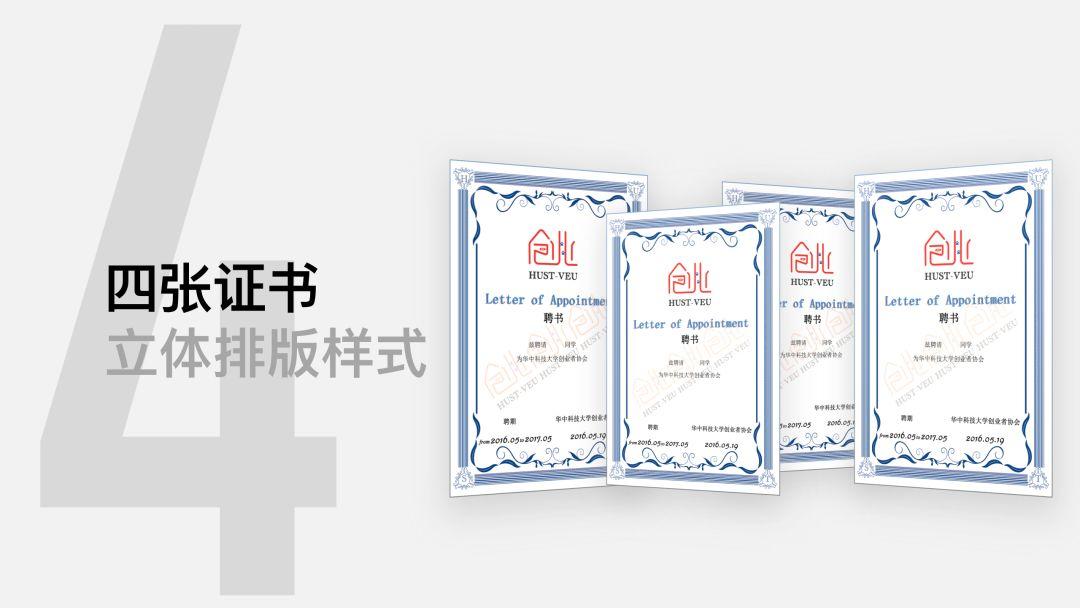 PPT荣誉页还在傻傻摆奖状,这3种排版方式创意十足