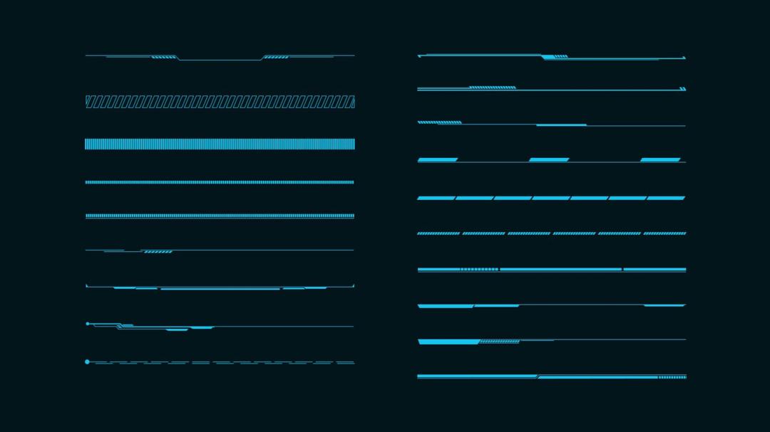在线摆摊儿,手把手教你用PPT搞定炫酷的数据大屏!