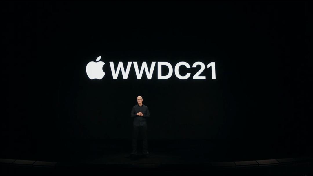 苹果在鸿蒙之后开发布会!这个超火的渐变风,用在PPT里太洋气了!