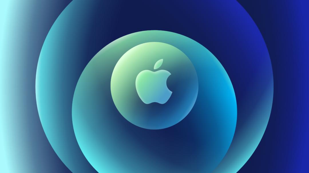 没错,我用PPT还原了,苹果12手机的官方海报!
