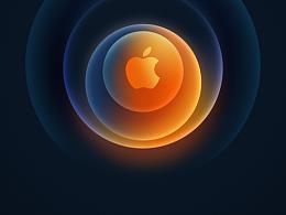 "PPT""射线渐变""功能的妙用:还原苹果海报"