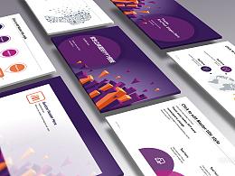 紫色高貴風產品營銷方案PPT模板下載
